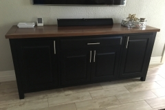 Aldredge Desk and TV Cabinet