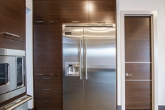 Kitchen-refrigerator-Elevation